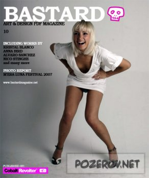 Журнал Bastard - Issue 10