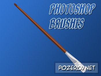 Как устанавливать новые кисти в фотошопе [ Photoshop ]