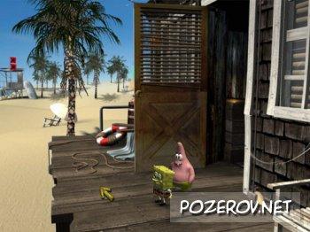 Sponge Bob Square Pants The Movie (Губка Боб. Квадратные штаны) [ Игра ]