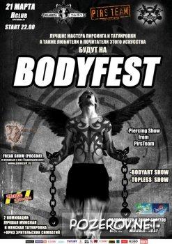 BODYFEST 2008