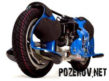 Wheelman – скейт-борд с двигателем для любителей экстрима