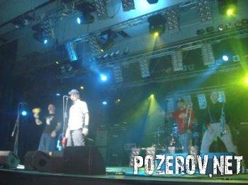 Отчёт о концерте групп Ляпис Трубецкой и Кирпичи в Минске