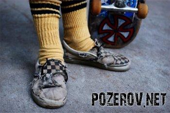 Vans. История обуви Vans. Кеды, слипоны, одежда и музыка.